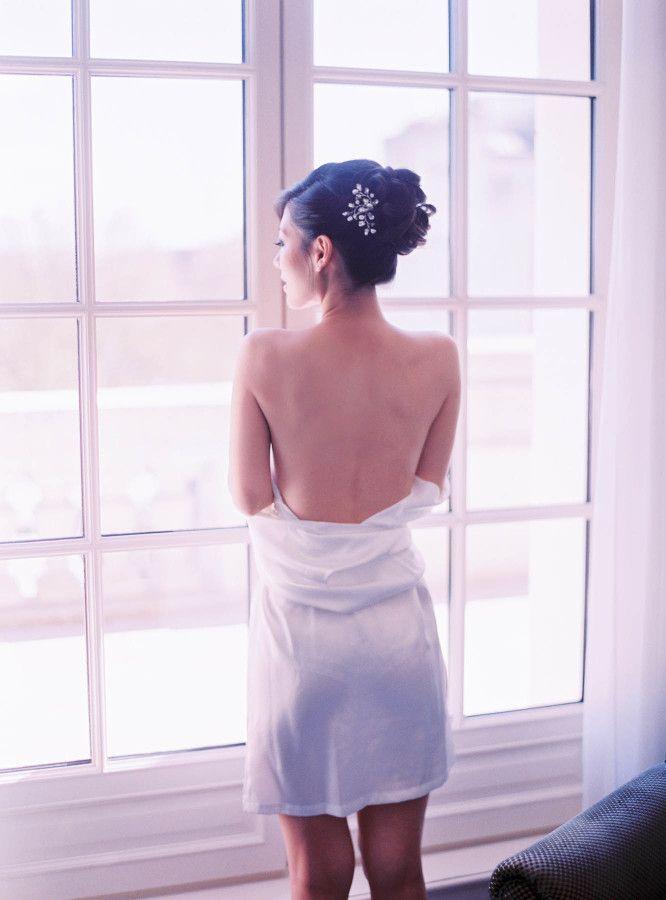 زفاف - This Paris Wedding Will Make You Believe In Love At First Sight
