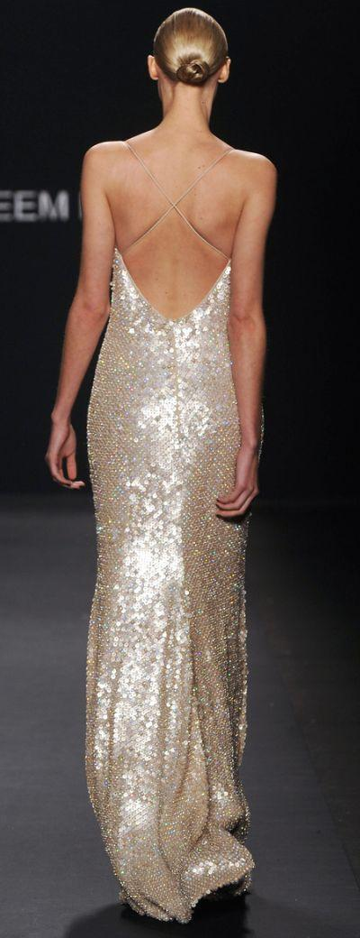 Mariage - Naeem Khan - Fall 2013 RTW - The Cut