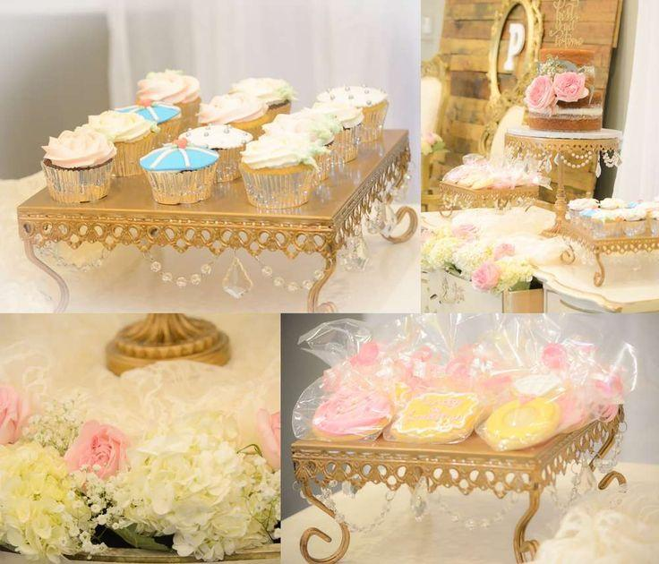 Engagement Party Ideas: Shabby Chic/ Vintage Engagement Party Ideas #2532086