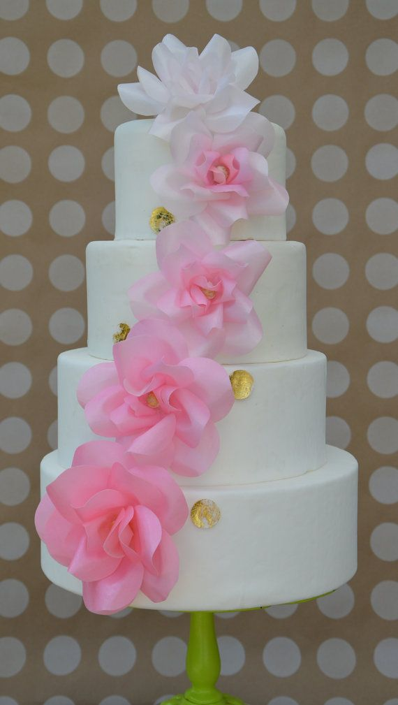 Cake cakes wafer paper 2532113 weddbook cakes wafer paper mightylinksfo