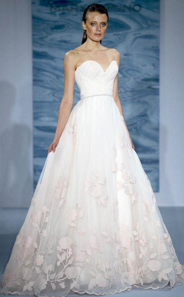 Wedding - Pamella Roland From Best Looks From Fall 2015 Bridal Collections