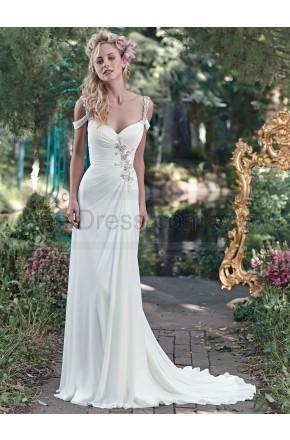 Wedding - Maggie Sottero Wedding Dresses - Style Saxton 6MW241