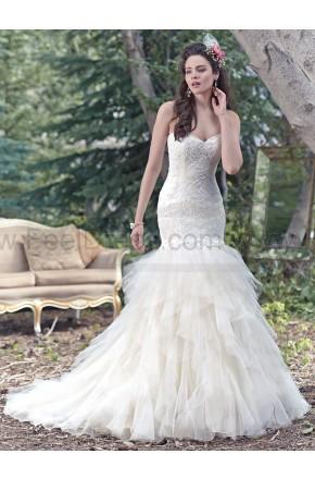 Свадьба - Maggie Sottero Wedding Dresses - Style Storm 6MG219