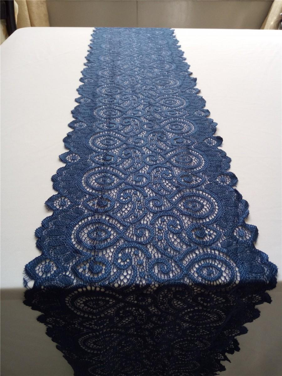 table runner lace table runner wide stretch lace 7 wide wedding