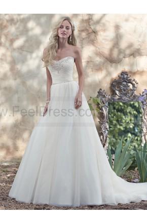 Hochzeit - Maggie Sottero Wedding Dresses - Style Misty 6MS280