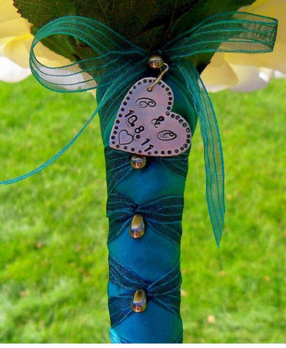 Wedding - Bridal Bouquet Charm
