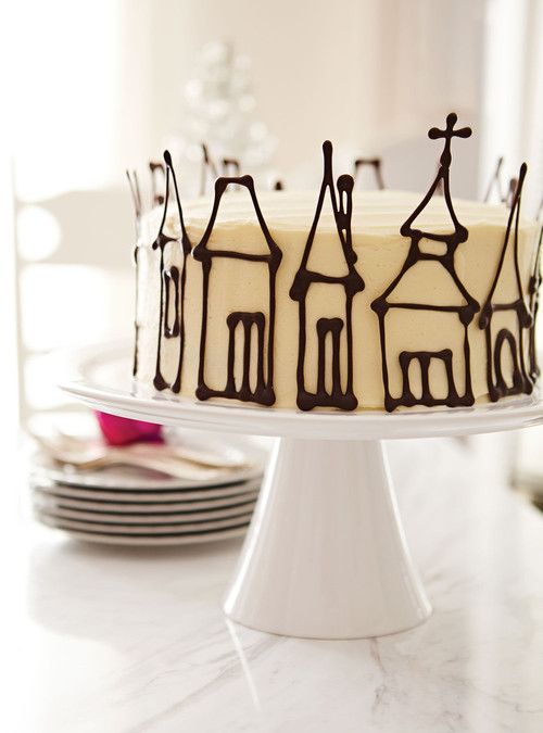 Gâteau Aux épices Et Au Chocolat Recettes 2533801 Weddbook