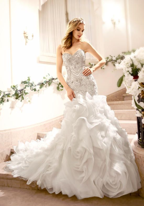 Mariage - Mermaid Wedding Dresses