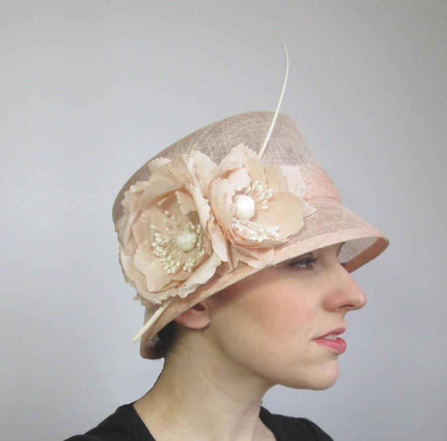 Cloche Wedding Hat - Ladies Hat 89e75e3e236