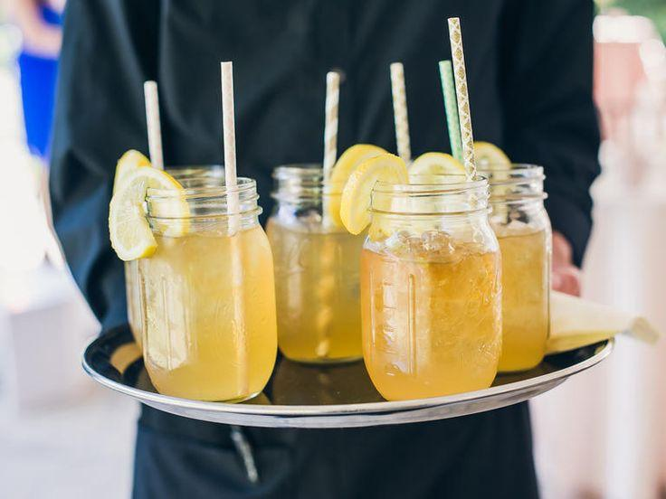 how to make a signature drink for a wedding