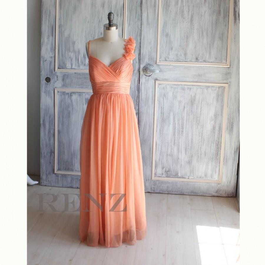 High Low Prom Dress Peach Amazoncom