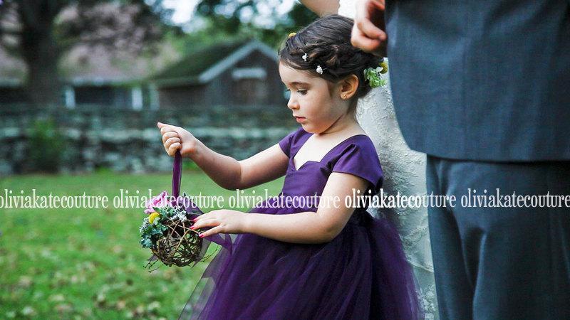 Kleiden plum pretty flower girl dress 2534288 weddbook plum pretty flower girl dress mightylinksfo