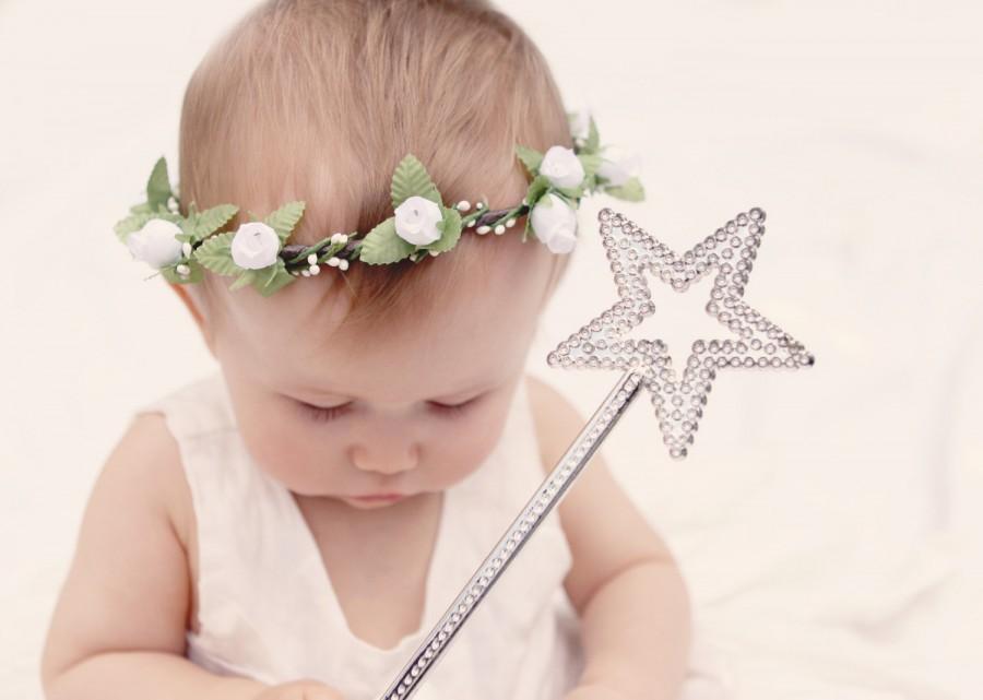 Baby Flower Crown 6ee7ec87ad4