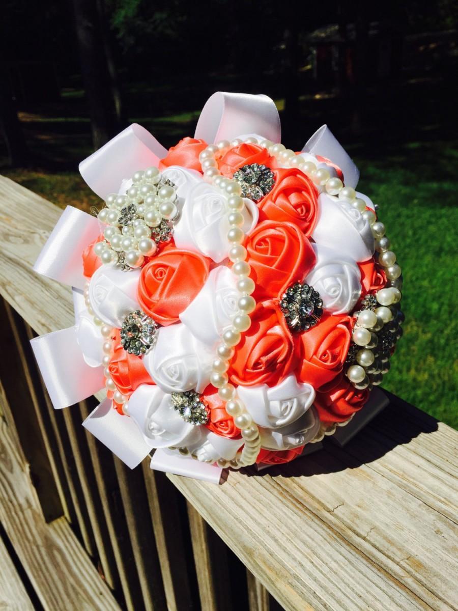 Свадьба - Custom Wedding Bouquet! Brooch bouquet, brooch wedding bouquet, bridal bouquet, brooch, bouquet, bridal bouquet, wedding bouquet!