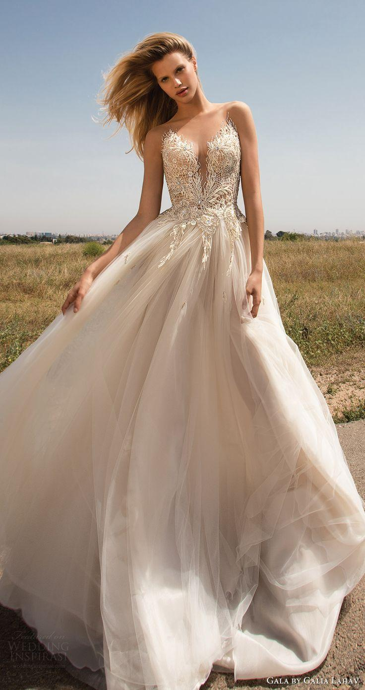 Gala By Galia Lahav Spring 2017 Wedding Dresses No Ii Bridal Collection
