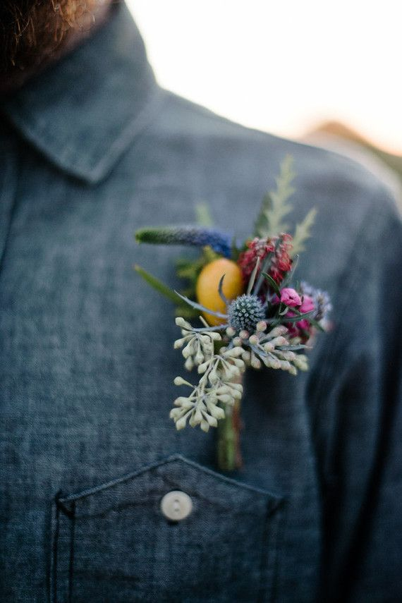 Mariage - Edgy Edgy Elopement