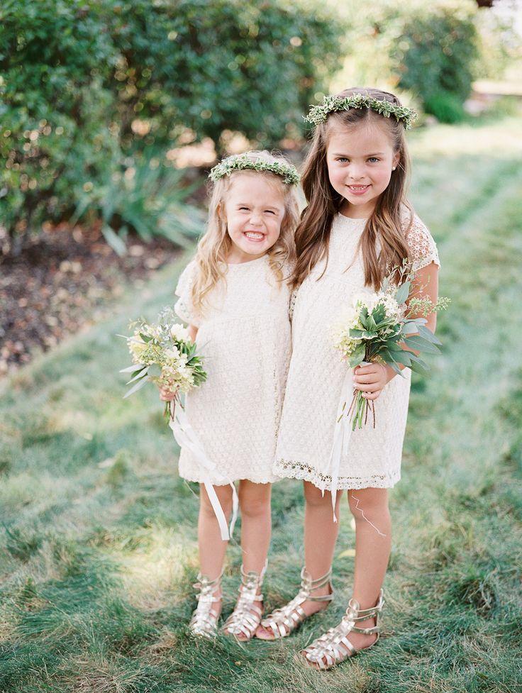Hochzeit - Steal The Look: Morgan Stewart's Glam All-White Wedding