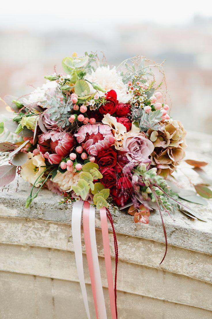 Свадьба - Blush Pink Wedding In Prague