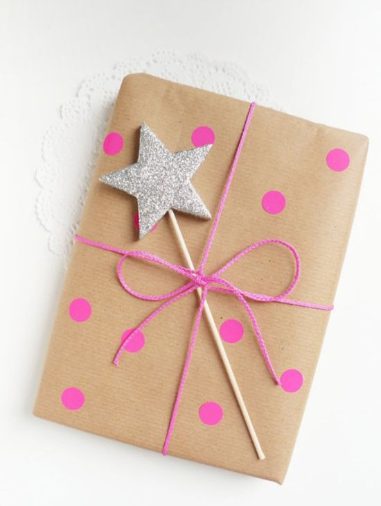 Свадьба - Cute Gift Wrapping Ideas