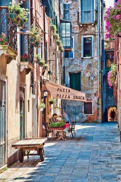 Boda - Honeymoon Destination - Venice, Italy