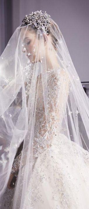 Mariage - Gorgeous Bridal Veil