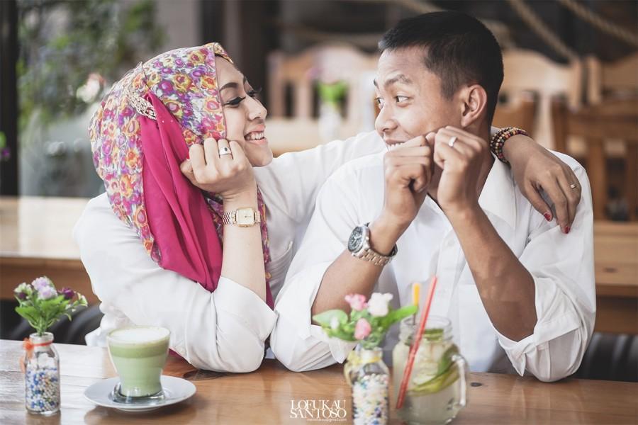 Wedding - Elegant dan Serunya Prewedding Hijab Yogyakarta