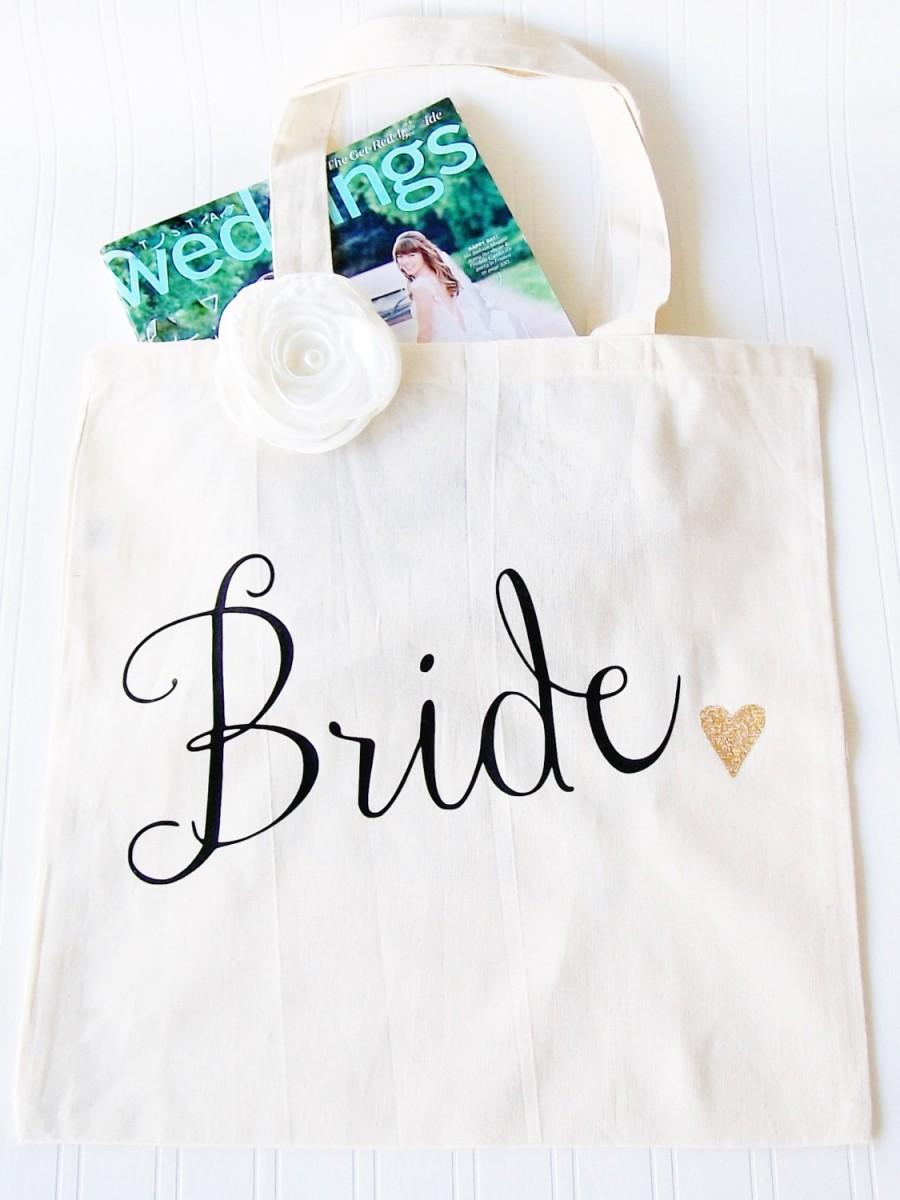 bride tote bag custom tote options mother of the bride mother of the groom wedding day survival kit flower girl gift bag bridesmaid