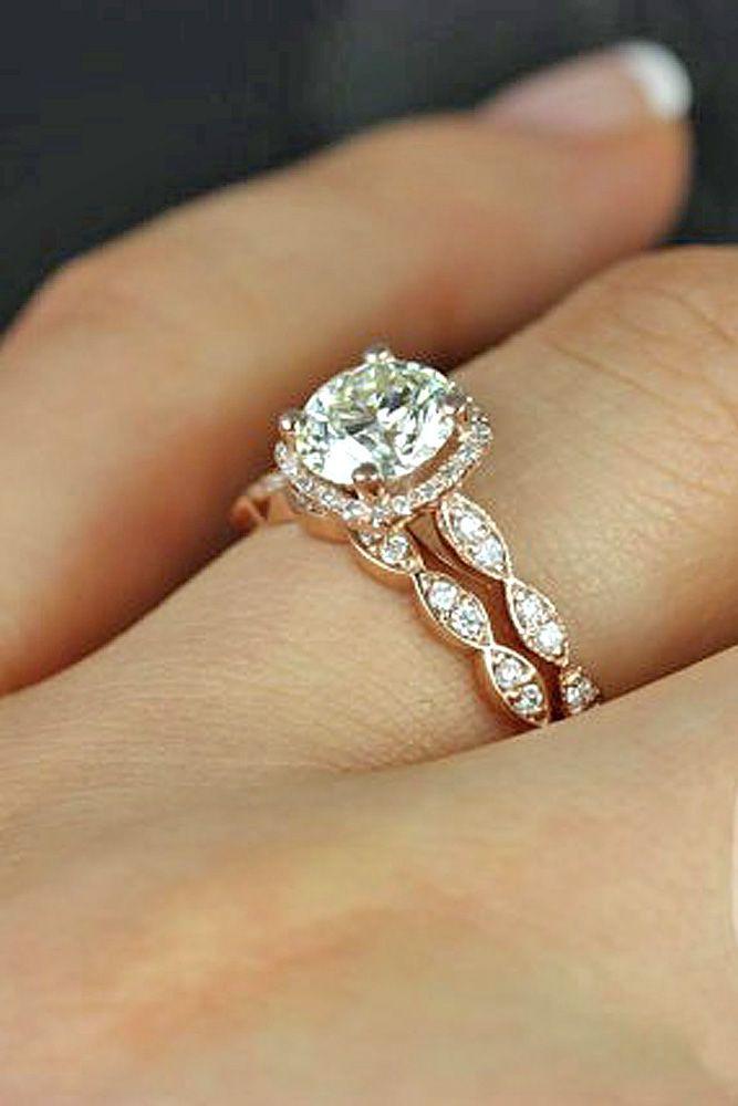 زفاف - 30 Utterly Gorgeous Engagement Ring Ideas