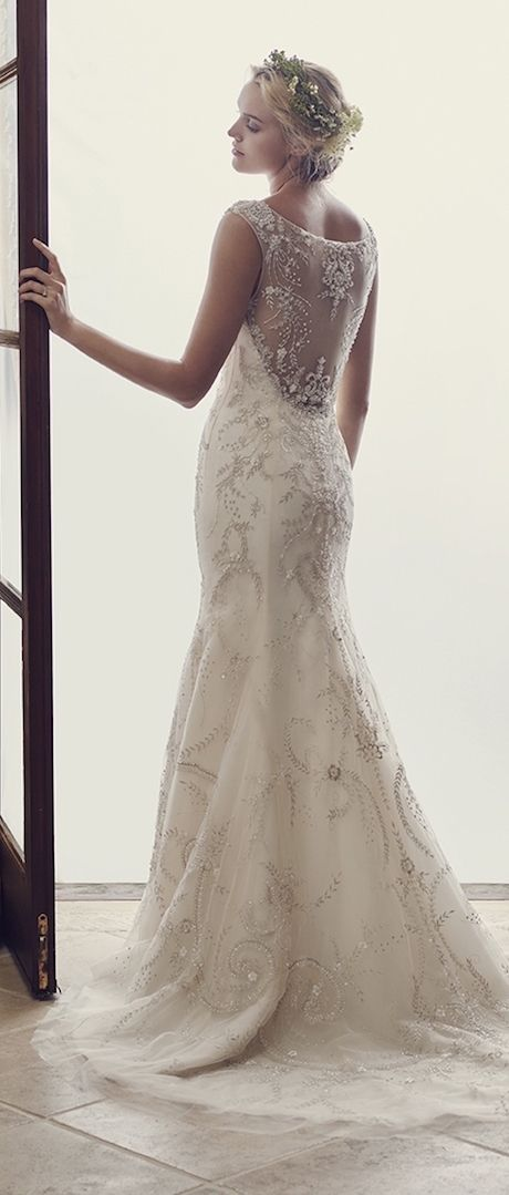 Mariage - White Dress Inspiation