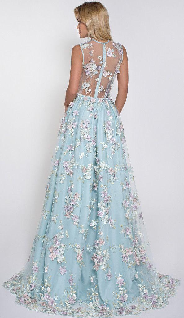 Свадьба - Fleur Gown