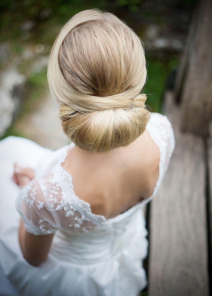 Mariage - Stylish Hair Bun