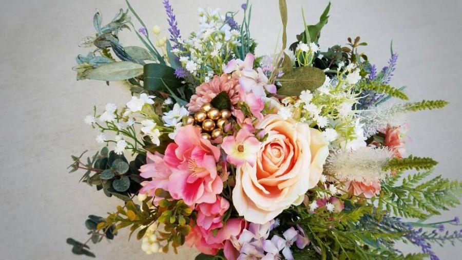 Flower Arrangement For Wedding. Cool Bridal Bouquets And Wedding ...