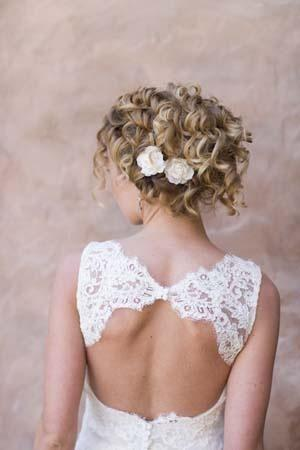 Wedding - Long Dress With Lace Back For Sale - Inofashionstyle.com