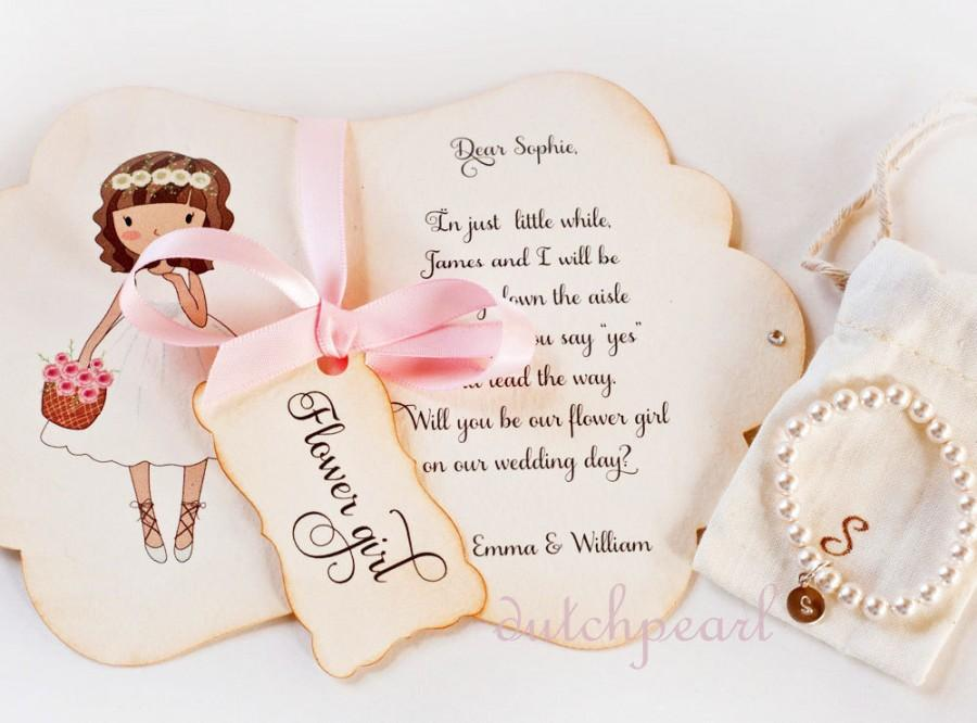 100 The Cutest Flower Girl Gift Ideas Will You Be My Flower Girl
