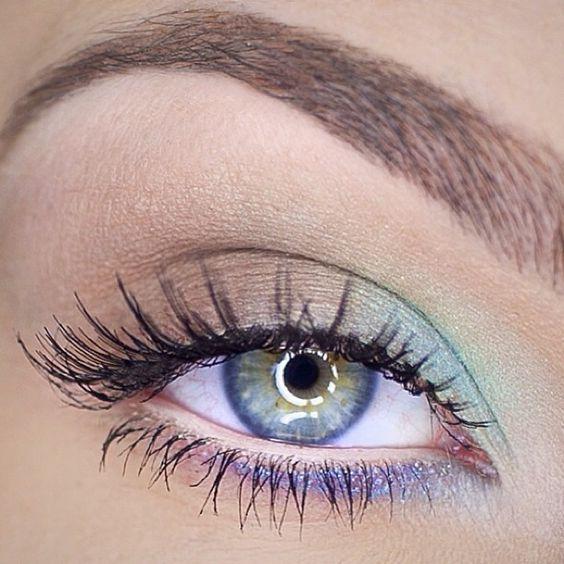 Mariage - Spring Eye Makeup Ideas 2016