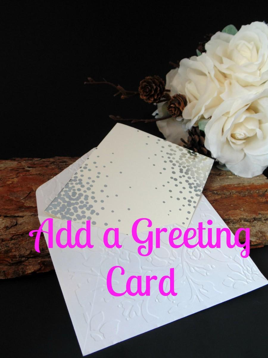 Add a greeting card to you order thank you sympathy happy add a greeting card to you order thank you sympathy happy birth day encouragement congratulation i love you i miss you gift kristyandbryce Images