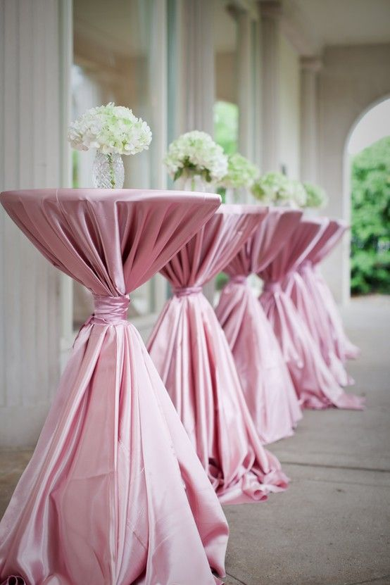 Ideas Cocktail Table Decoration 2536905 Weddbook