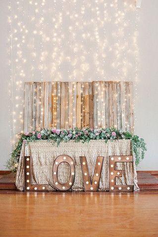 Свадьба - Light Decoration