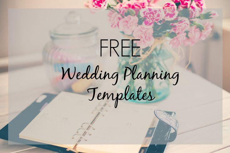 get your own free wedding planning templates 2537222 weddbook