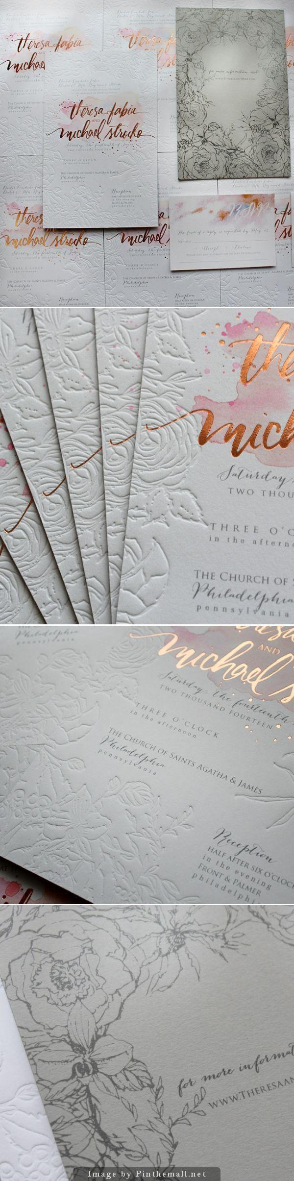 Mariage - How Inviting! (invitations)