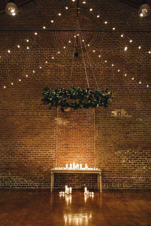 Hochzeit - Modern Downtown Savannah Wedding