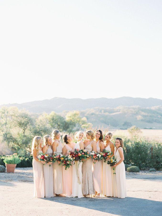 Wedding - You Have To See Their Incredible First Look Photo!