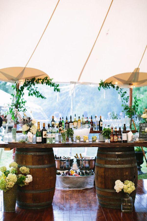 Wedding - 20 Brilliant Wedding Bar Ideas To Make Your Day Unforgettable