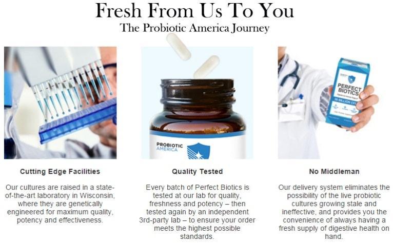 زفاف - PerfectBiotics Probiotic America- Enhance Positive Effects of Germs