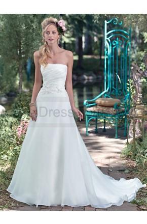 Hochzeit - Maggie Sottero Wedding Dresses - Style Madge 6MT244