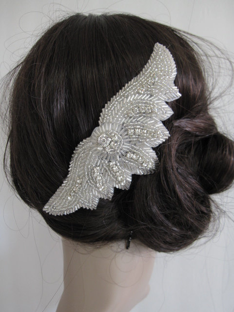 Hochzeit - Wedding Hair Accessories Bridal Hair Jewelry Wedding Hair Jewelry Bridal Hair Combs Wedding Accessories Bridesmaid Hair Jewelry Wedding Comb