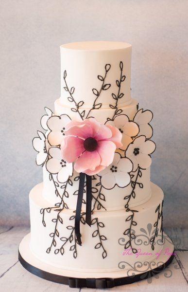 Свадьба - Suzanne Kleinsman - CakerZ