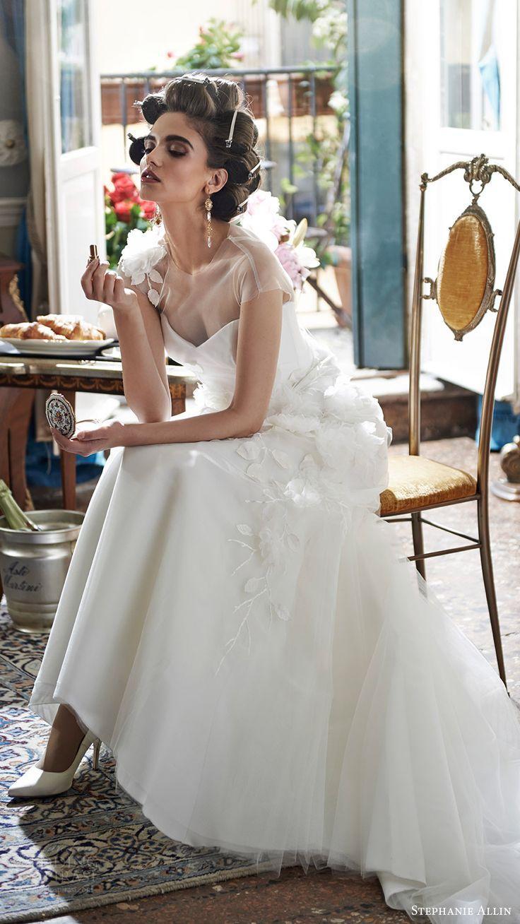 Свадьба - Stephanie Allin 2017 Wedding Dresses — Bellissimo Bridal Collection