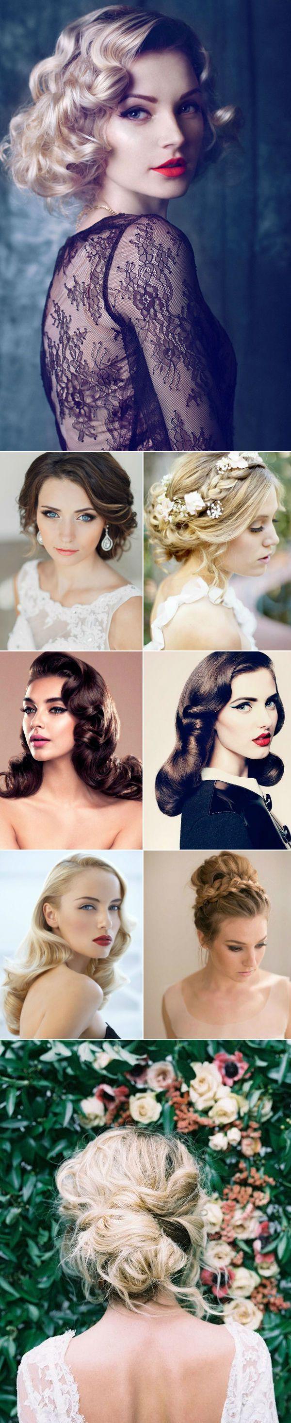 Mariage - 30 Stunning Vintage Wedding Ideas For Spring/Summer