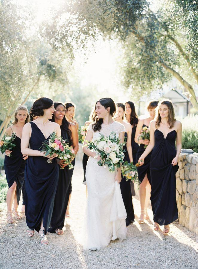 Wedding - Rose Gold & Blush Wedding At The Ojai Valley Inn & Spa